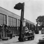 Produkcja wózków widłowych