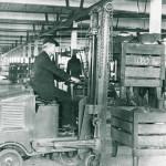 Wózek widłowy - 1922