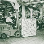 Wózek widłowy - 1938