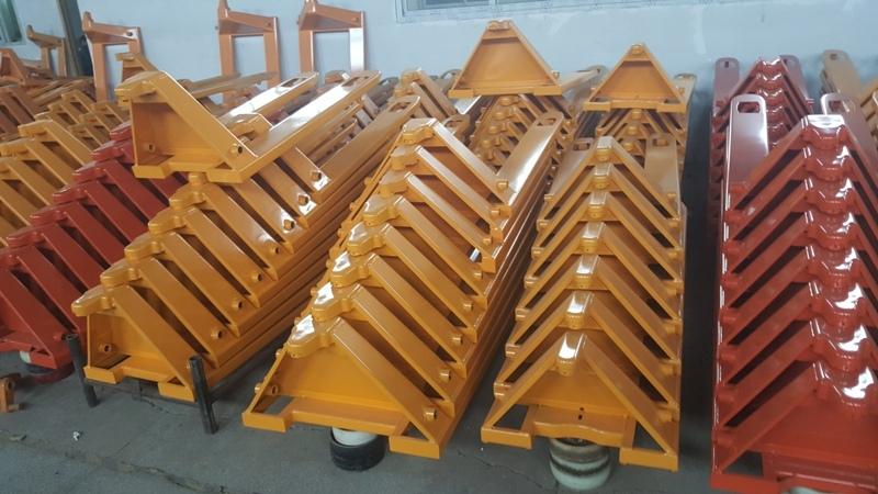 Ręczne wózki paletowe - produkcja